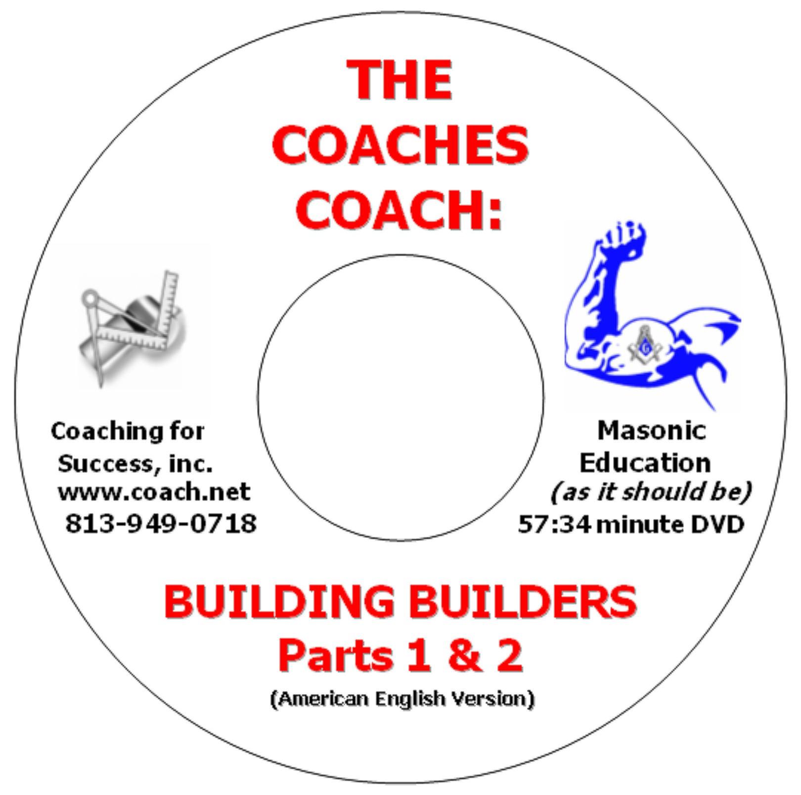 Building Builders Series - Uncommon Masonic Education